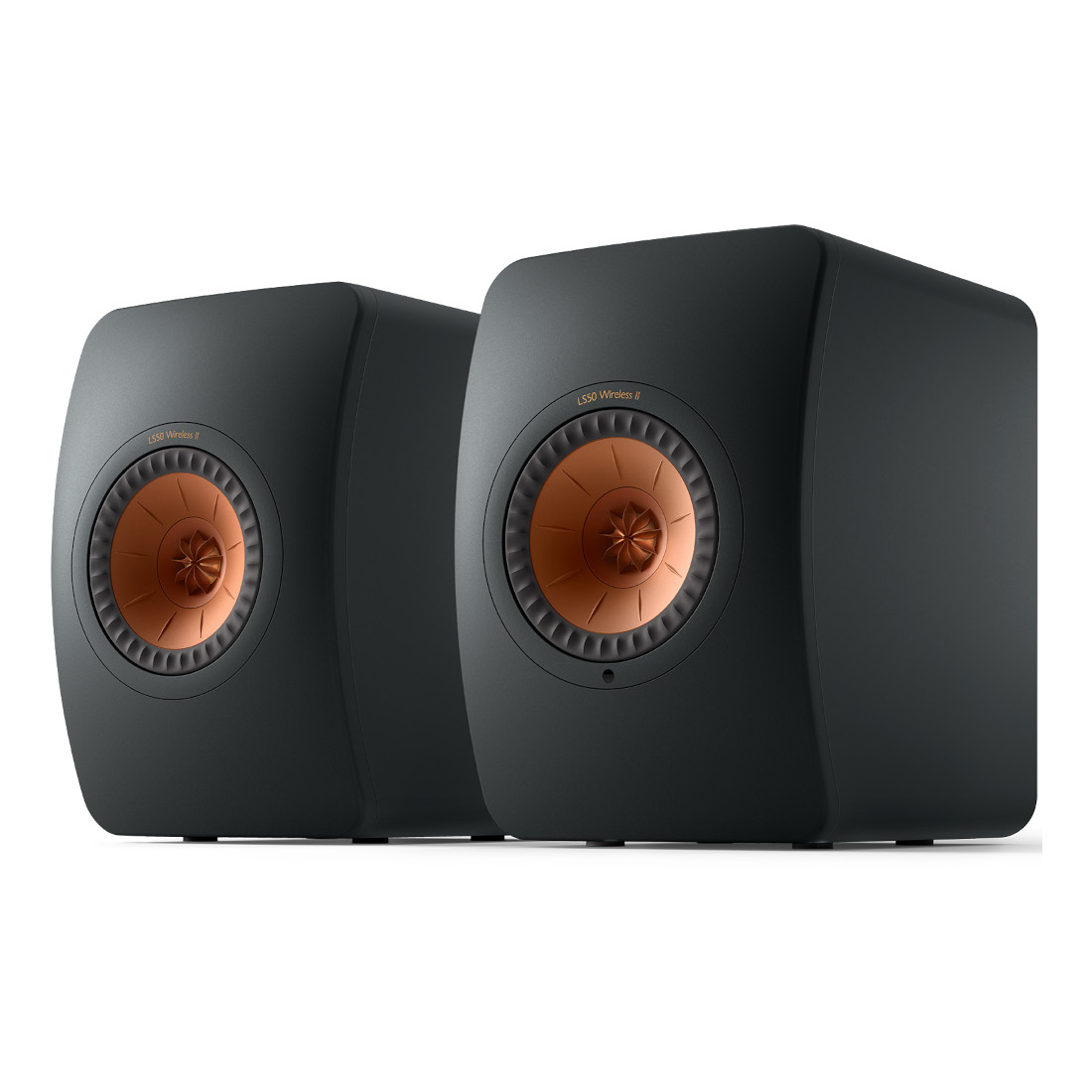 KEF LS50 Wireless II Active Speakers (Pair)
